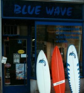 Blue_Wave_Surfshop München-Erster_Shop_1995
