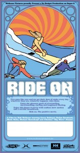 Ride On I Kinofilm mit Eisbach riversurfing action