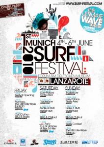 1st Munich Surf Festival im Forum München