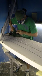 Heiko Pfisterer Shaper PT Surfboards fluss surf brett river board