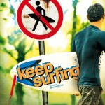 Keep Surfing muenchen Kino start eisbach river surf film munich cinema surfing movie