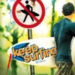 Keep Surfing muenchen Kino start eisbach river surf film munich cinema surfing movie