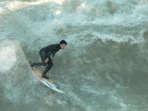 steve ratzisberger eisbach muenchen fluss munich river surf