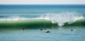 Thomas Mayr Eisbach munich surfen lernen in el palmar andalusien