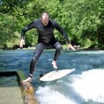 Eisbach-River-Surfer-Guenter Nusser am Eisbach München3