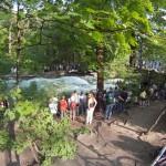 Eisbach River Surfing Muenchen Ostern 6
