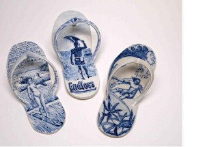 Gerry_Wedd_keramik-surf-art-thongs-flip-flops