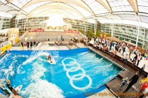 panorama-surf N style_Europameisterschaft Flughafen Munchen