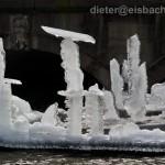 eis kunstwerk eisbach