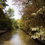 Eisbach München kein Wasser